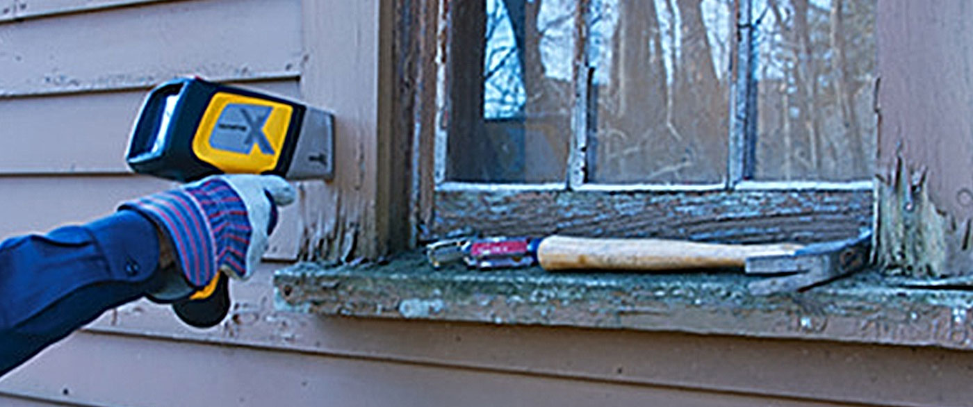 Lead paint testing with handheld xrf analyzer xrf rentals for Lead based paint inspection